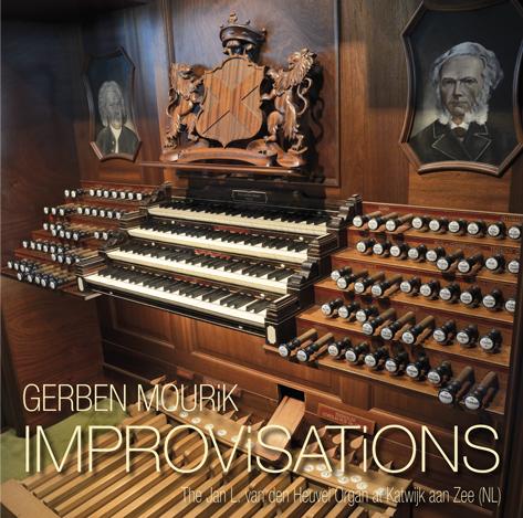 Gerben Mourik Improvisations Nieuwe Kerk Katwijk aan Zee