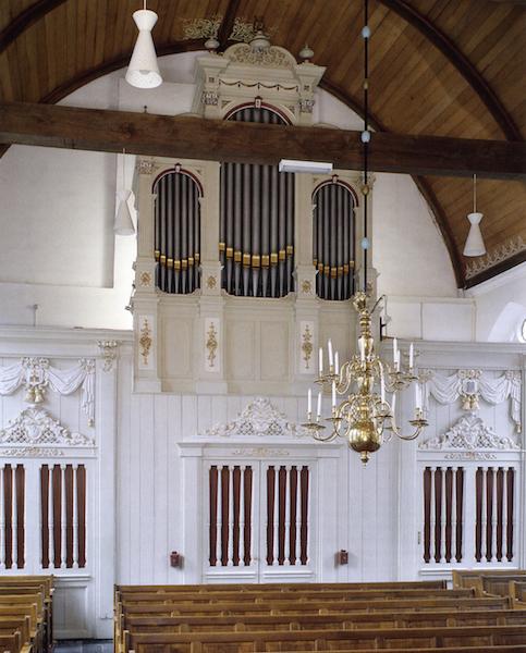 kockengen hervormde kerk witte-orgel