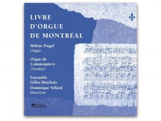 cd livre d'orgue de montreal