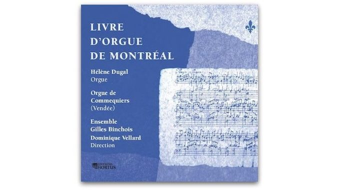 cd livre d'orgue de montreal