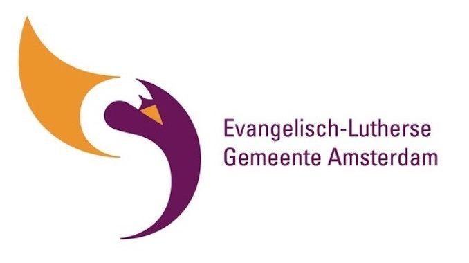 logo evangelisch lutherse gemeente amsterdam