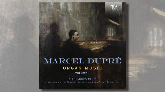 cd dupre organ music alessandro perin
