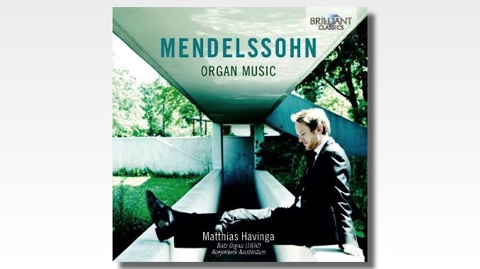 cd mendelssohn organ music matthias havinga