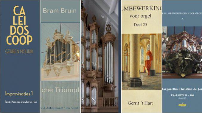 nederlandse bladmuziek voor orgel