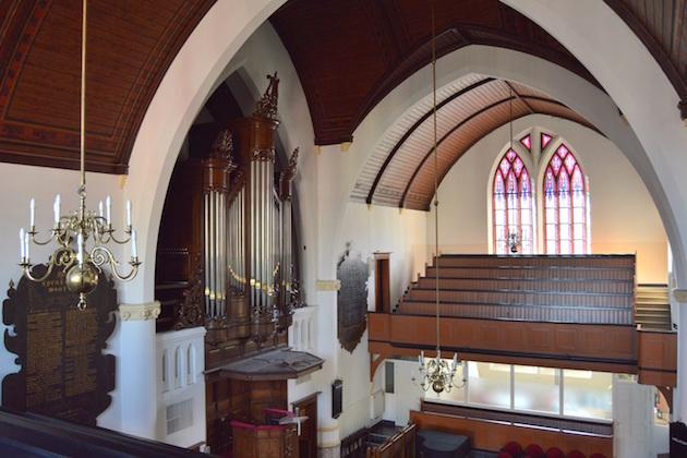 orgel Adriaen Janszkerk IJsselmonde (1)