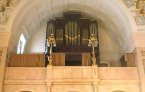 Standaart-orgel stadhuis Rotterdam gerestaureerd