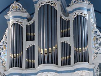 orgel doopsgezinde kerk oudebildtzijl