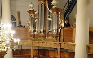 Gerestaureerd orgel Koepelkerk Berlikum in gebruik genomen