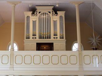 orgel lutherkirche bad bentheim