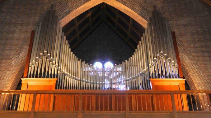 orgel martelaren van gorcum de lier