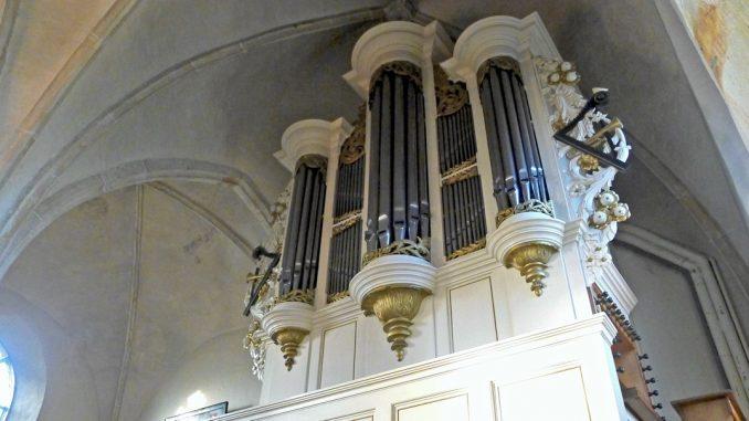 orgel oude kerk borne