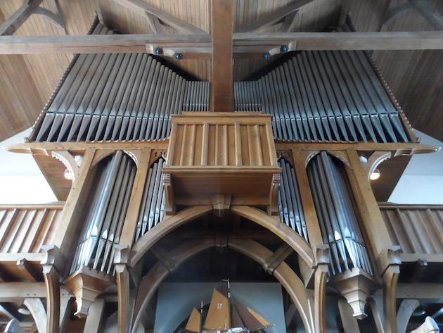orgel oude kerk katwijk aan zee