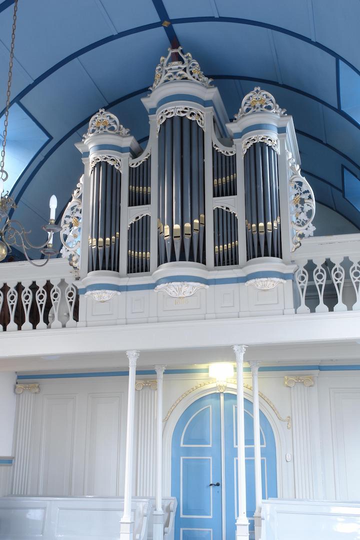 oudebildtzijl bakker en timmenga orgel doopsgezinde kerk