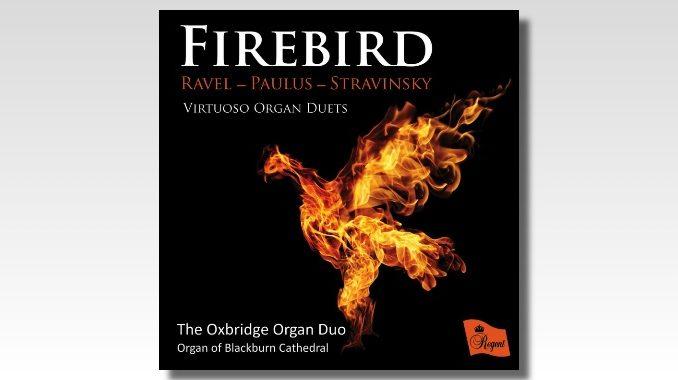 stravinsky firebird organ duet