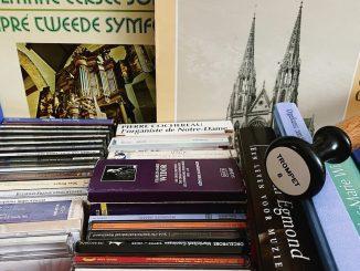 tweedehands bladmuziek cds boeken