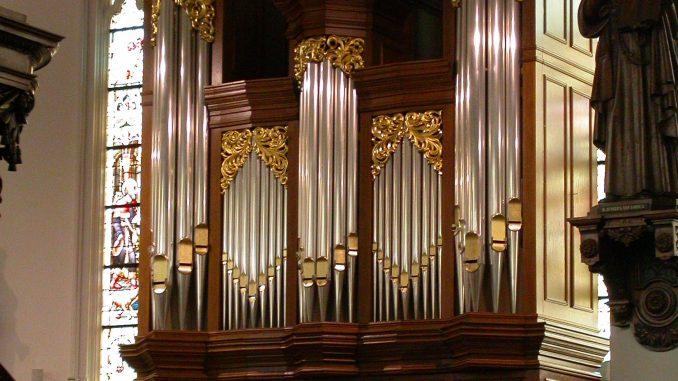 van nes-orgel heikese kerk tilburg