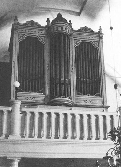 witte orgel oud-katholiek seminarie amersfoort