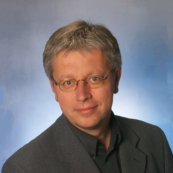 organist Wolfgang Seifen