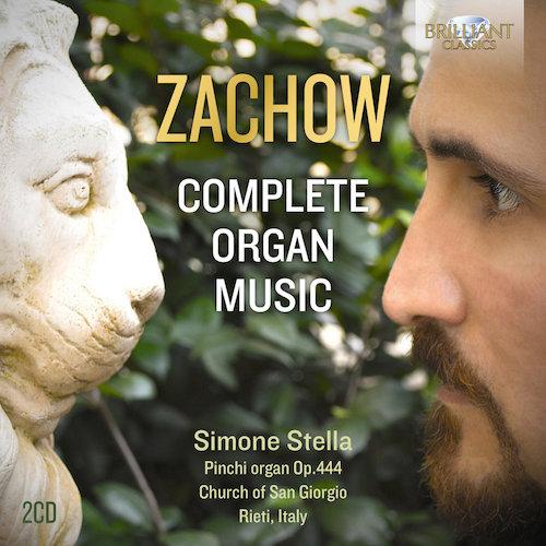 zachow complete organ works