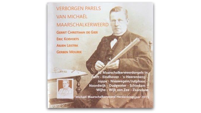 cd box Verborgen Parels van Michaël Maarschalkerweerd