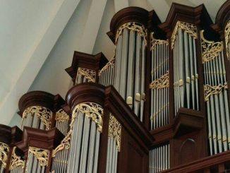 orgel hesrel hervormde kerk ouderkerk aan den ijssel