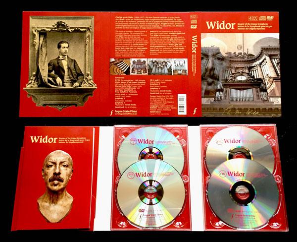 widor master of the organ symphony fugue state films