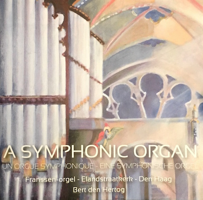 A Symphonic Organ TURE 201415