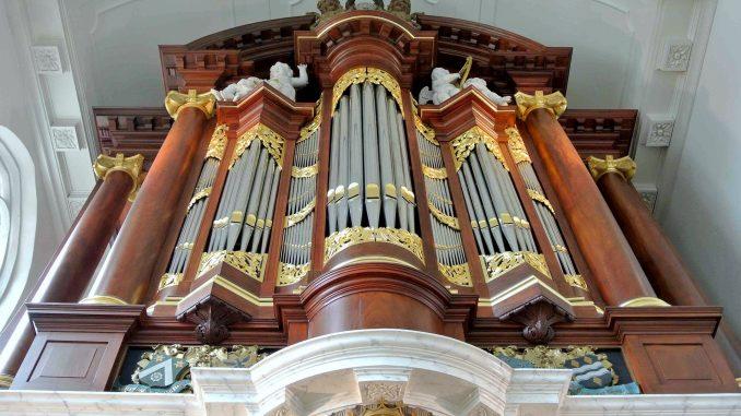 müller orgel kapelkerk alkmaar
