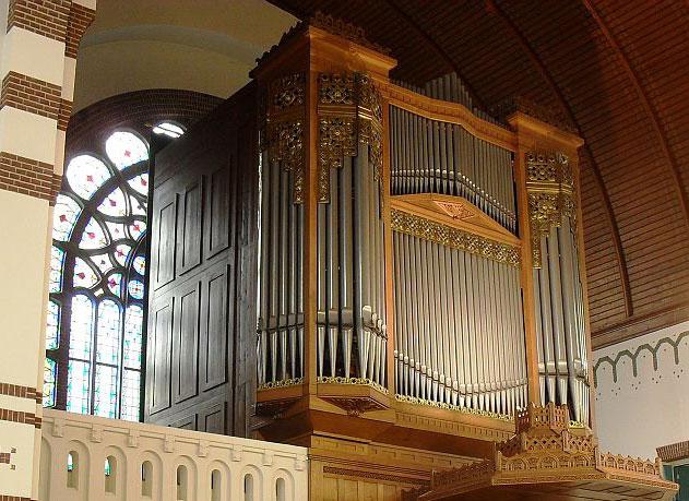 steinmeyer-orgel adventskerk alphen aan den rijn