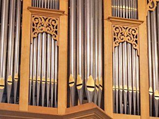 flentrop orgel nieuwe kerk amersfoort