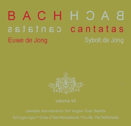 Bach Cantatas VII de jong en de jong