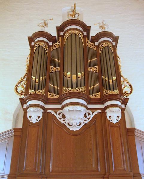 Bätz-orgel Torenpleinkerk Vleuten