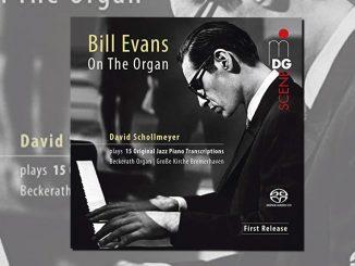 cd bill evans on the organ