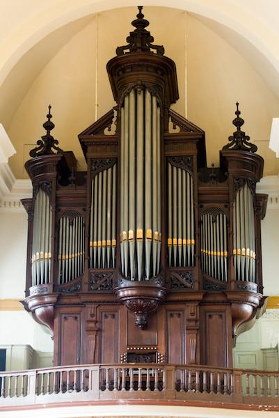 maarschalkerweerd-orgel havenkerk schiedam