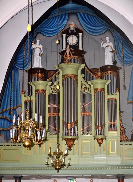het holtgräve orgel in de grote kerk te dalfsen