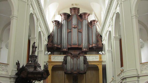 Smits-orgel De Duif Amsterdam