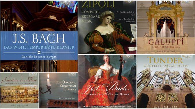 orgelcd's brilliant classics