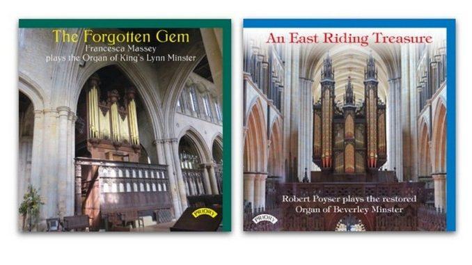 Organ beverley & king's lynn minster prcd 1178 1181