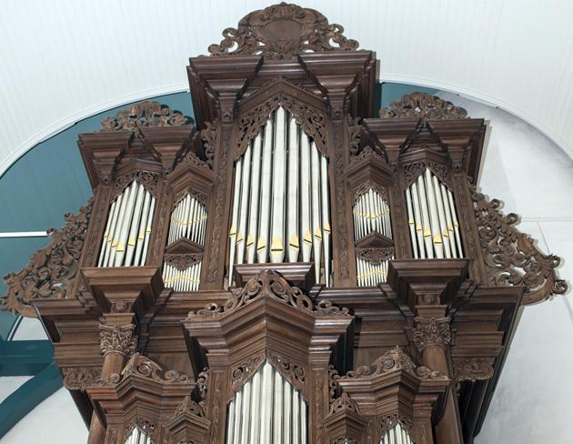 orgel dronrijp