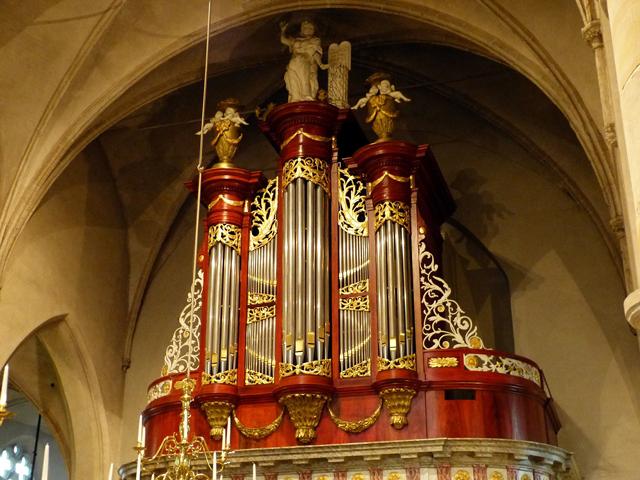 Meere-orgel in de Grote Kerk te Epe