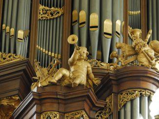 Bätz orgel lutherse kerk den haag