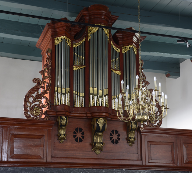 moreau orgel protestantse kerk ezinge