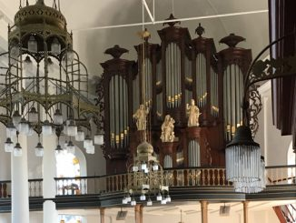 Lohman orgel protestantse kerk farmsum
