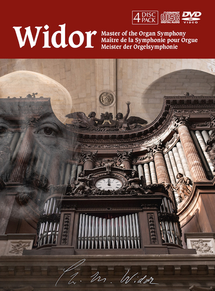 Widor Master of the Organ Symphony