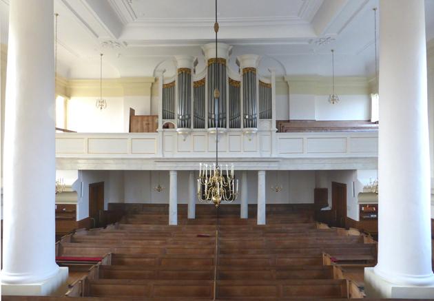 Nolting-orgel Maartenskerk Gendringen