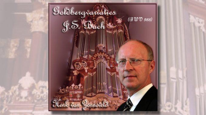 bach goldbergvariaties henk van zonneveld orgel