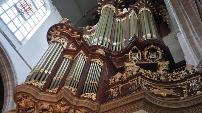 Moreau-orgel Sint Jan Gouda