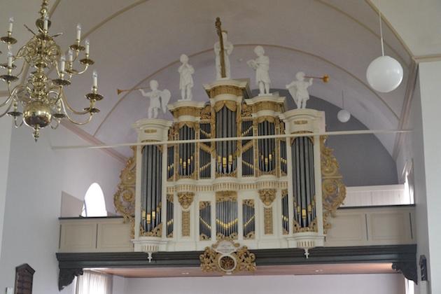 IJsselmuiden Dorpskerk Verhofstadt-orgel