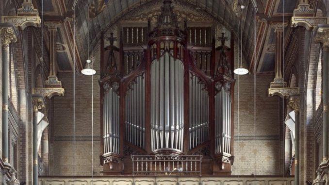 maarschalkerweerd-orgel lambertuskerk rotterdam