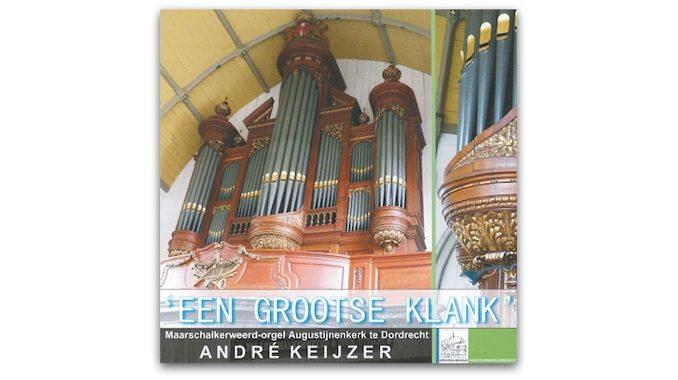 JLCD203 orgel augustijnenkerk dordrecht